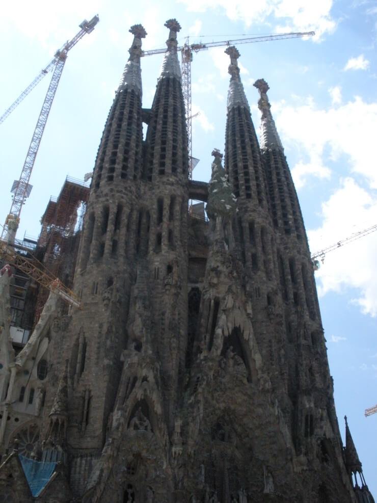 One Day in Barcelona - Sagrada Familia