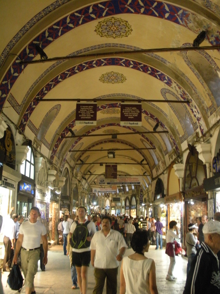 One Day in Istanbul - Grand Bazaar