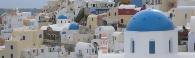 One Day in Santorini - Oia