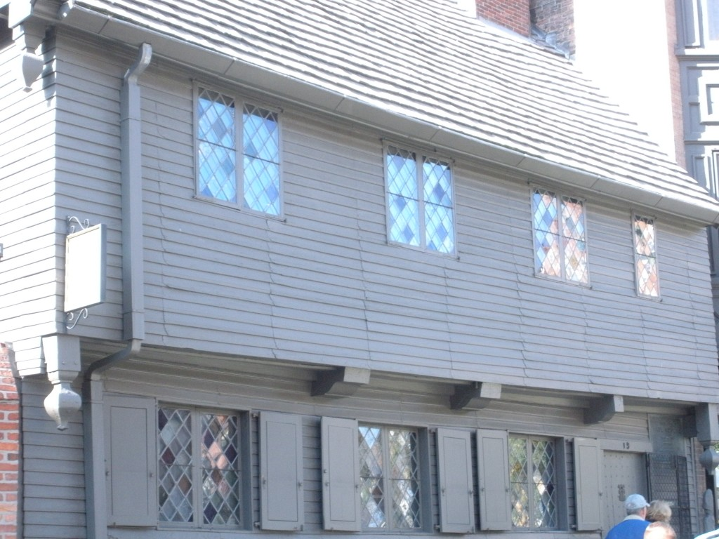 One Day in Boston - Paul Revere House