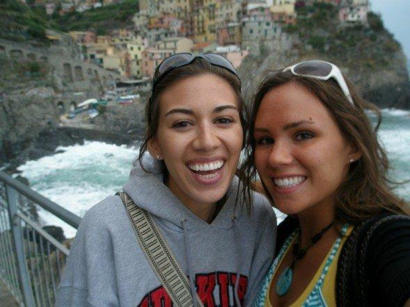 Cinque Terre - Monterosso before the floods