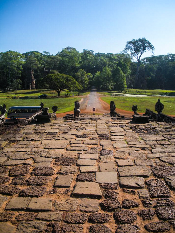 Angkor Archaeological Park is quite sprawling, which is why a tuk-tuk is good to hire to quickly transport you between the temples you most want to see.