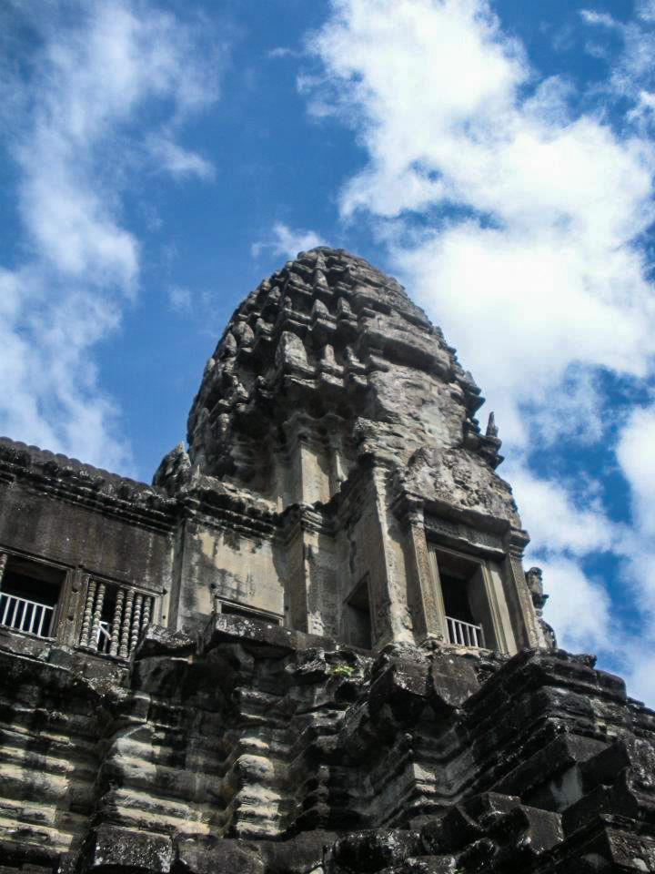 Angkor Wat, the crown jewel of Angkor Archaeological Park.