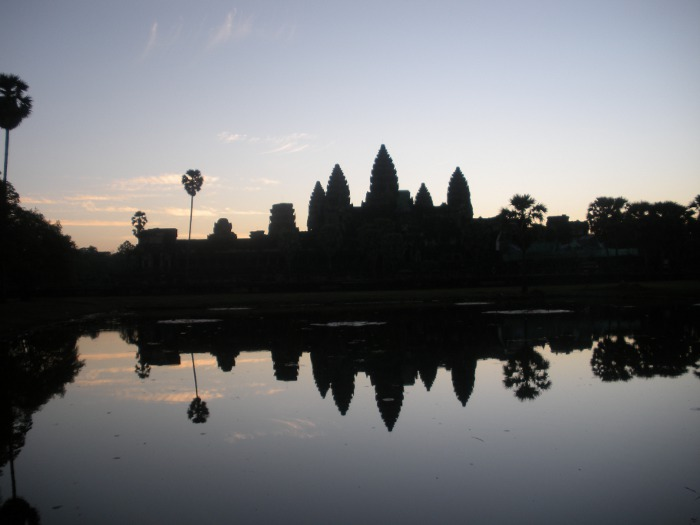 Angkor Wat Sunrise - One Day in Siem Reap