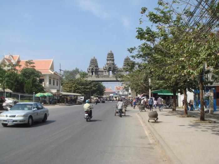 The Thailand-Cambodia Border