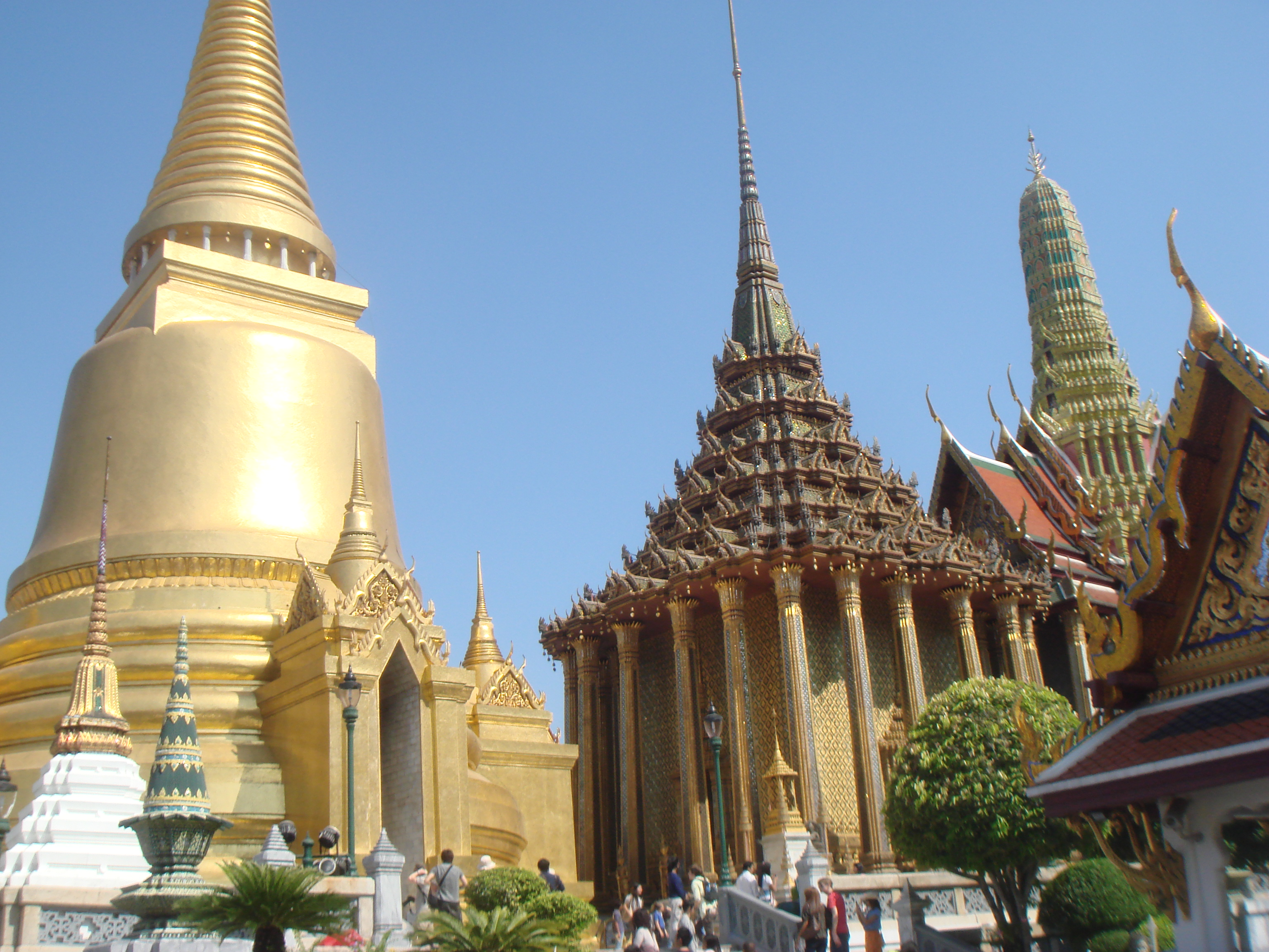 One Day in Bangkok: The Grand Palace