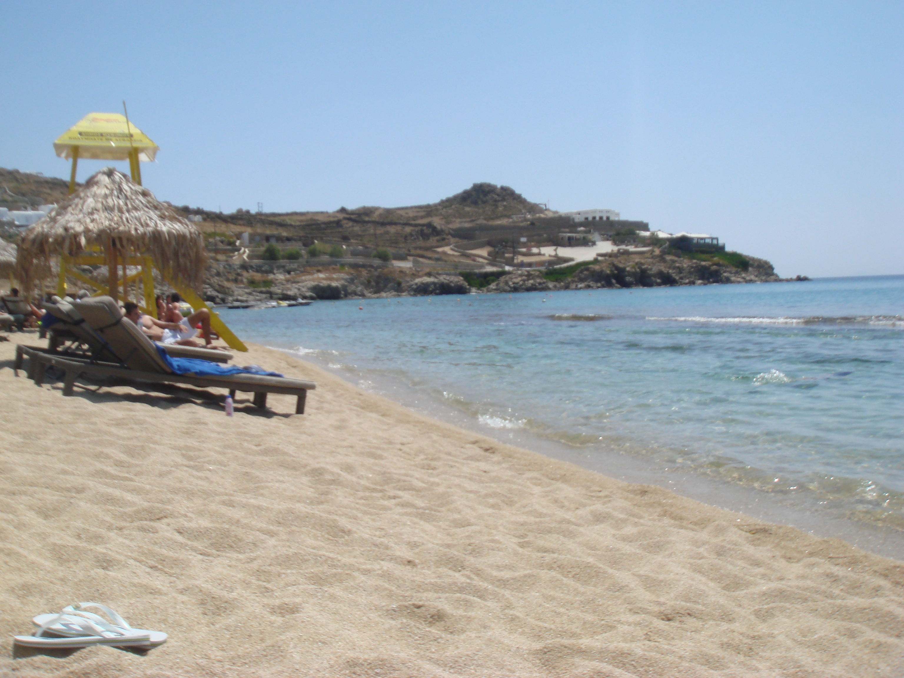 Best Island Beaches For Partying Mykonos St Barts: One Day In Mykonos: What To Do When Short On Time