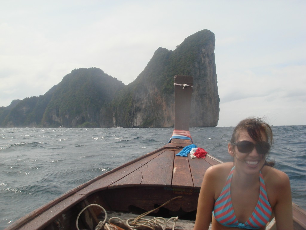 Are we ever going to make it to Ko Phi Phi Leh?