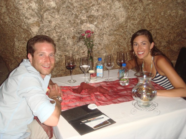Alux Cave Restaurant: Eating in a cave in Playa del Carmen, Mexico