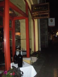 Napa Valley Restaurants: Country-Chic Market Restaurant