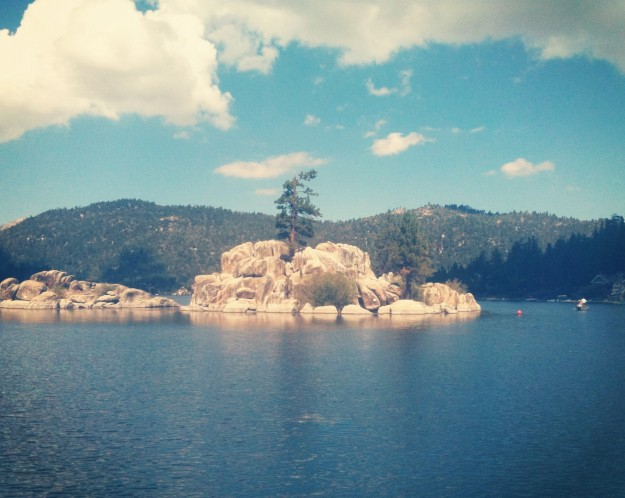 Beautiful Big Bear Lake