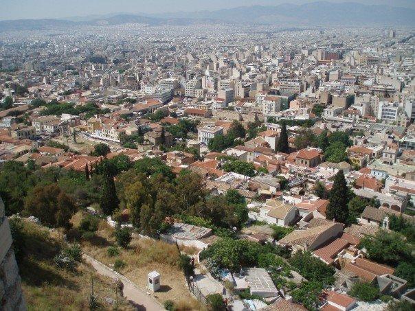 Visit Athens: A sprawling, chaotic metropolis