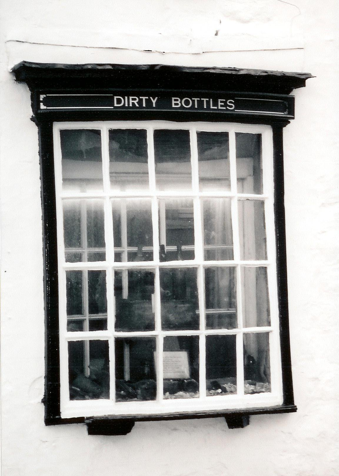 The Deathly Legend Of The Dirty Bottles In Alnwick England One Day In A City
