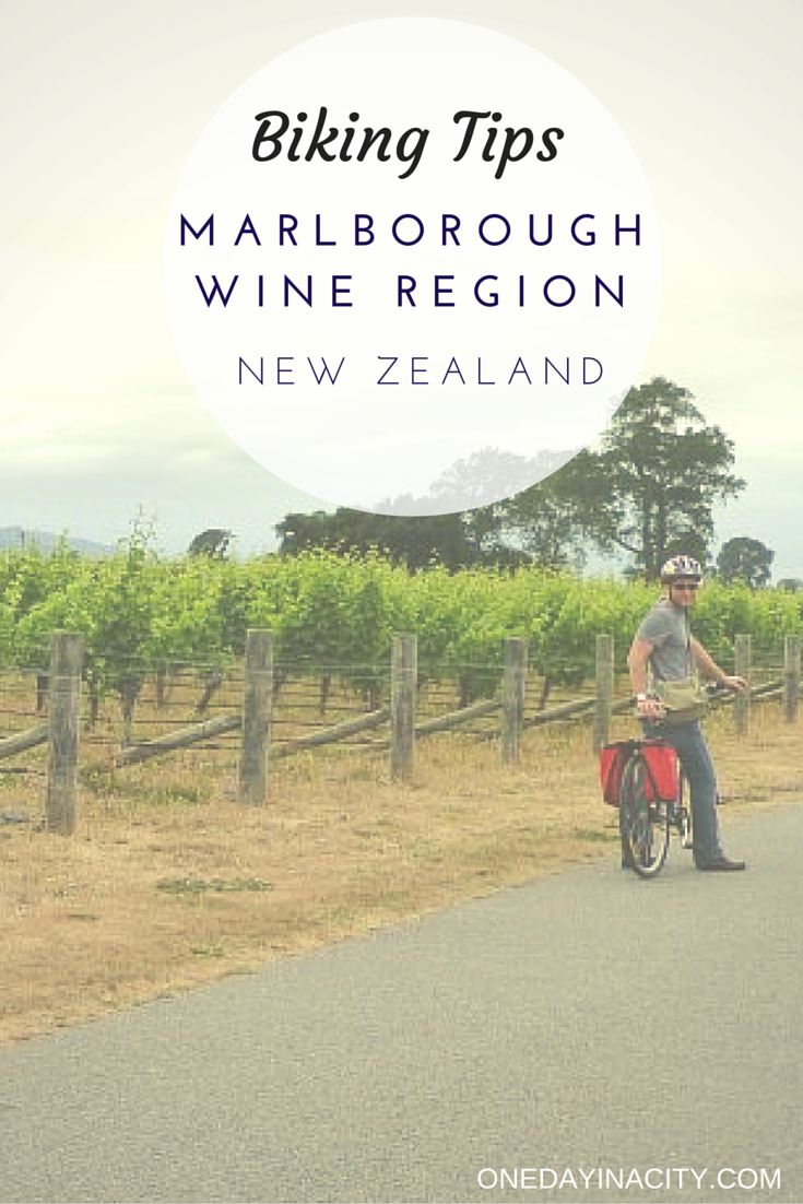 Spend a day biking around the Marlborough wine region in New Zealand. Here are the top sites to see and wineries to visit plus logistics on renting a bike and carting around the wine!