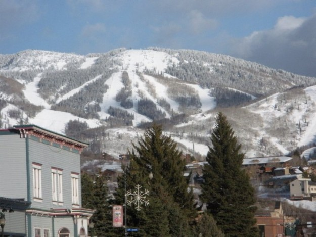 Steamboat Springs Mountain