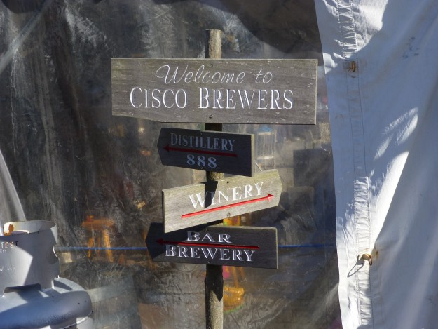 Cisco Brewers in Nantucket, MA: More than just beer.