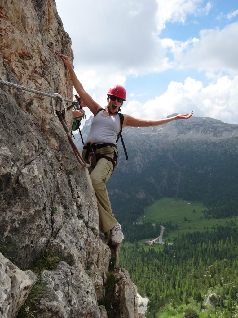 Dolomites Italy Rock Climbing