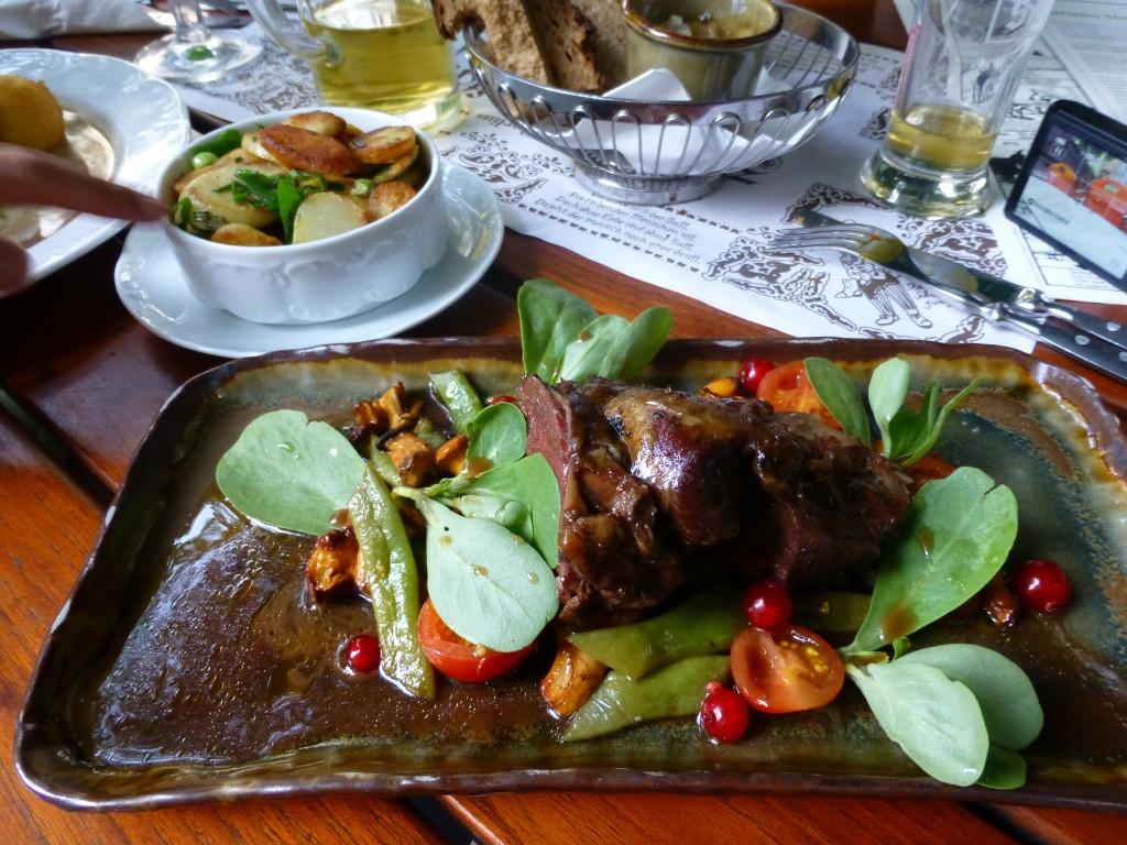 The Daily Roast Special at Zur Letzten Instanz