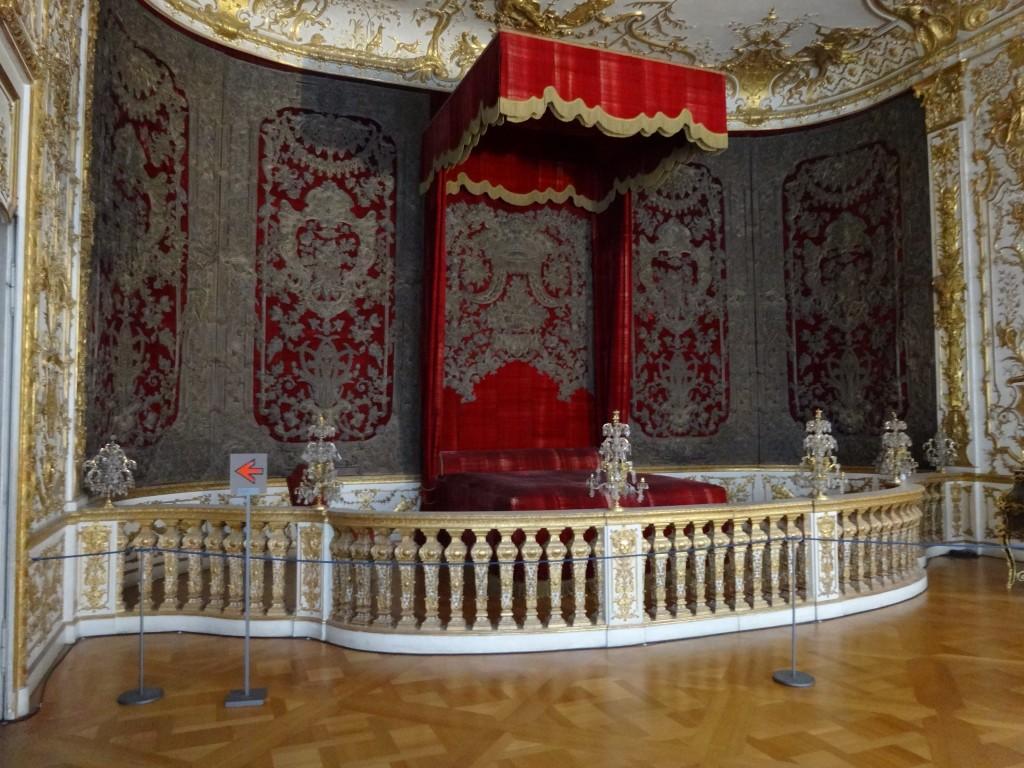 Munich Residenz bedroom