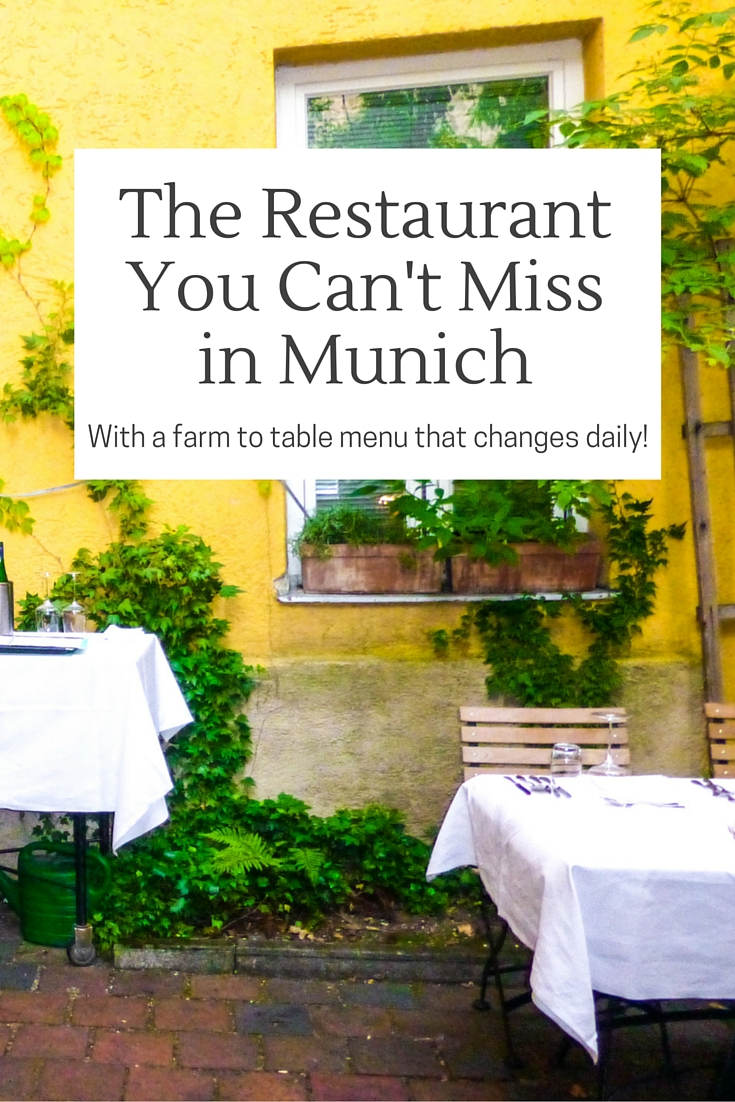 The menu changes nightly at this incredibly delicious restaurant in Berlin. Find out what else makes this restaurant special and why you don't want to miss eating at Broeding while in Berlin, Germany.