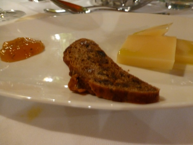 Broeding Restaurant Cheese Course