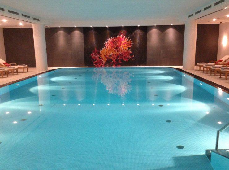 Charles Hotel Pool