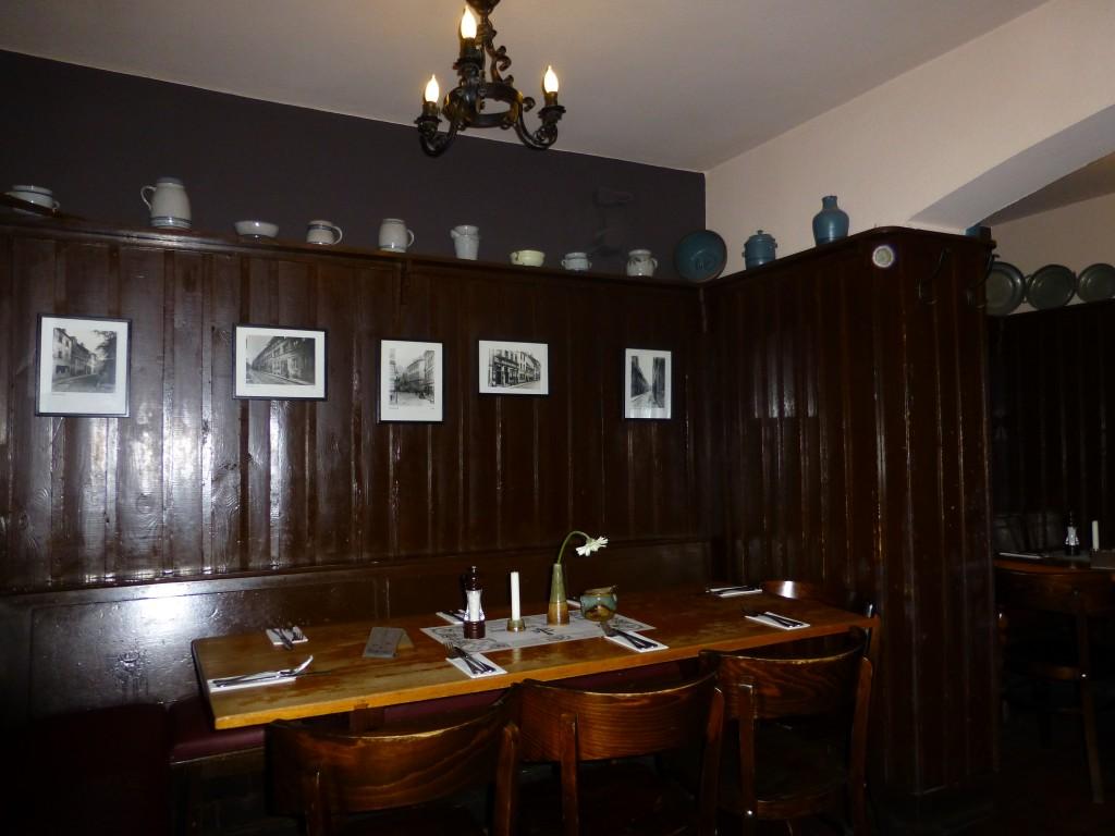 Zur Letzten Instanz Restaurant, Berlin