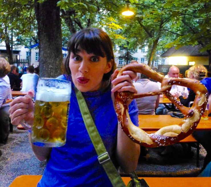 One Day in Munich, Germany: Much more than big beers and pretzels.