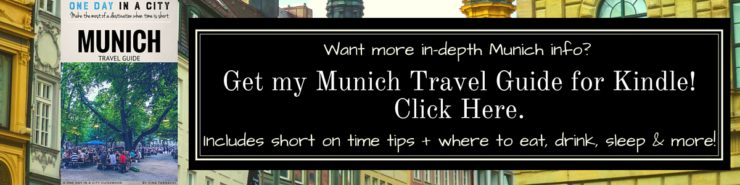 Munich, Germany Guidebook