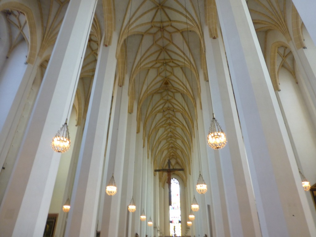 Frauenkirche or Church of Our Lady in Munich is worth seeing even if you have just 1 day in Munich