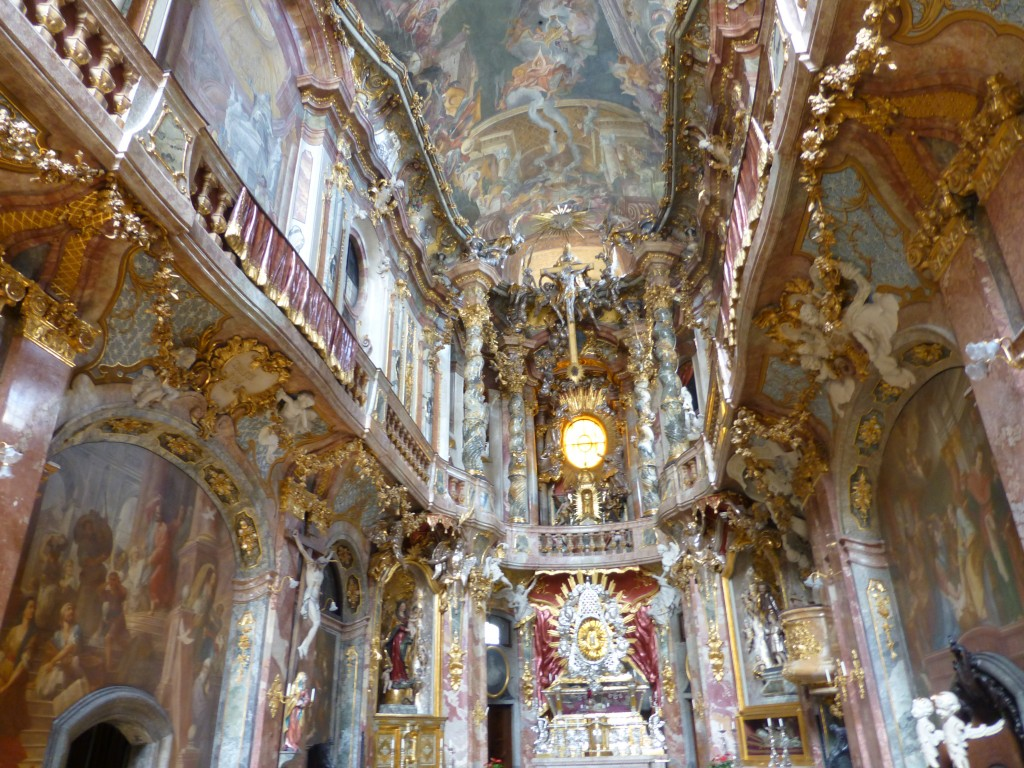 Asamkirche: A Baroque Masterpiece in Munich, Germany