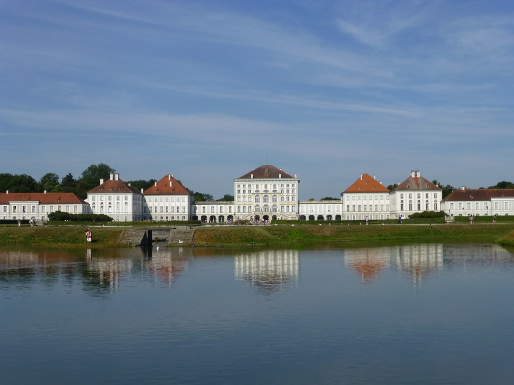 Schloss Nymphenburg: one of the top sites to see in Munich