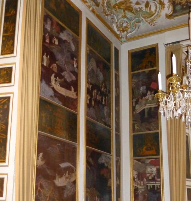 Chinese Cabinet in Schloss Nymphenburg