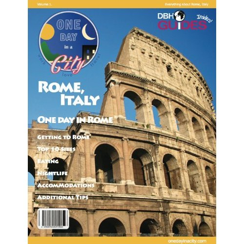 One Day in Rome Guidebook