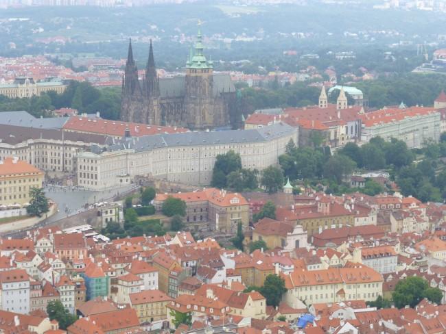One Day in Prague, Czech Republic