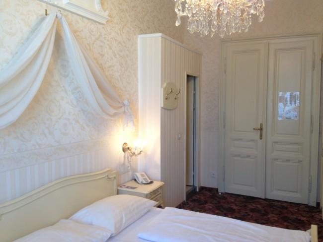 Aviano My Secret Home: An elegant room in Vienna's city center.