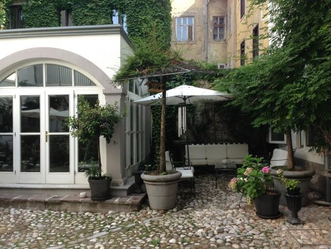 Antiq Palace Courtyard