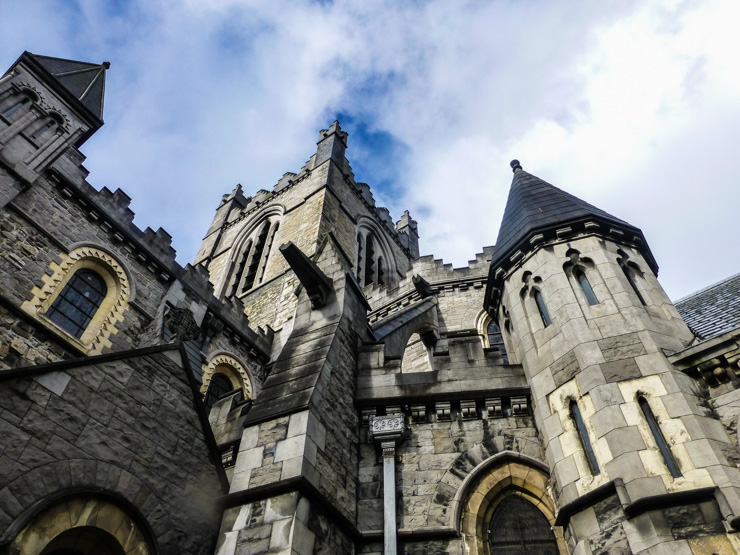 How to Spend One Day in Dublin (Christ Church Cathedral pictured)