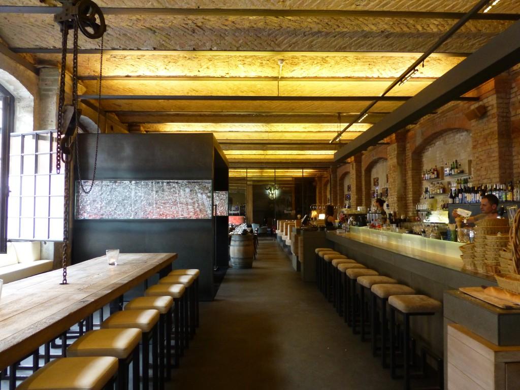 Sage Restaurant In Berlin Fresh Ingredients And Fine Wine
