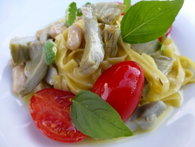 Fidelo Pasta Course at Schloss Elmau