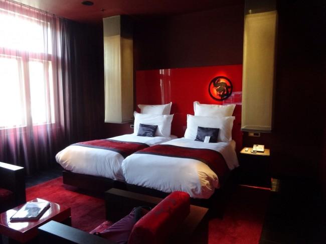 Buddha-Bar Budapest hotel room