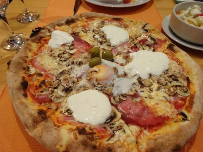 Pizza Degenija