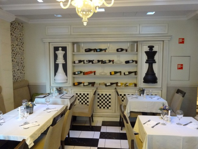 Chess Restaurant in Budapest