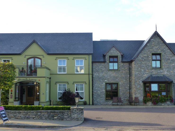 Brook Lane Hotel -- a modern, boutique hotel in Kenmare, Ireland