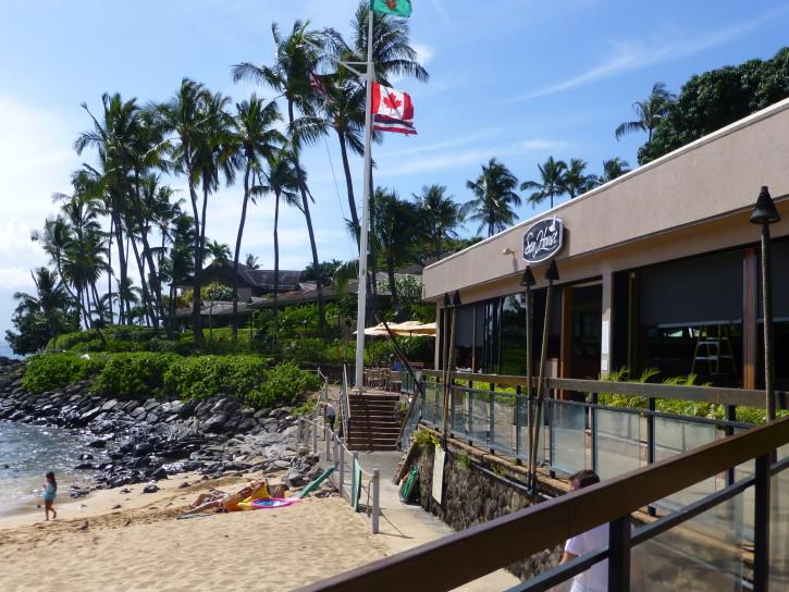 Sea House Restaurant at Napili Kai