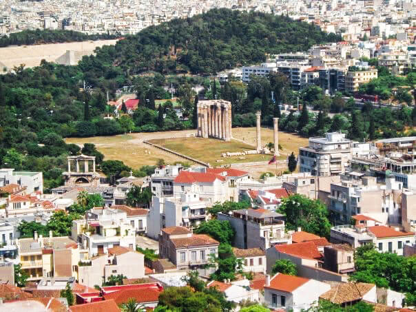 Athens, Greece: Ancient history within a vibrant metropolis