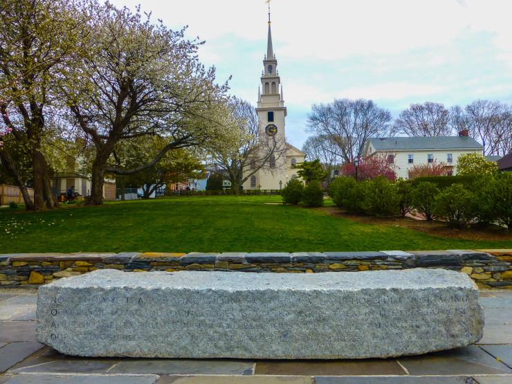 One Day in Newport, Rhode Island