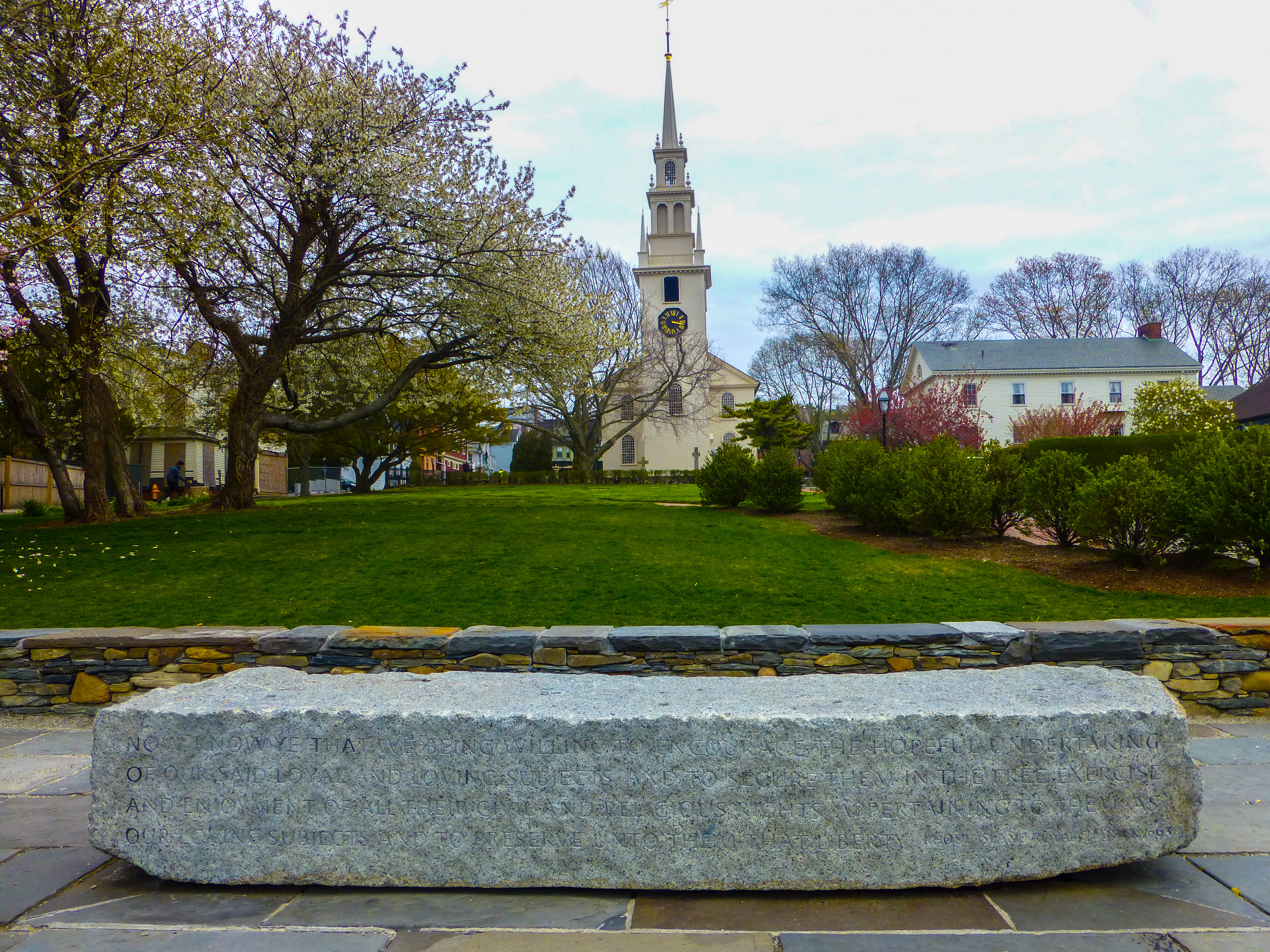 Top Things to See and Do in Historic Newport, Rhode Island (Like Trinity Church above)