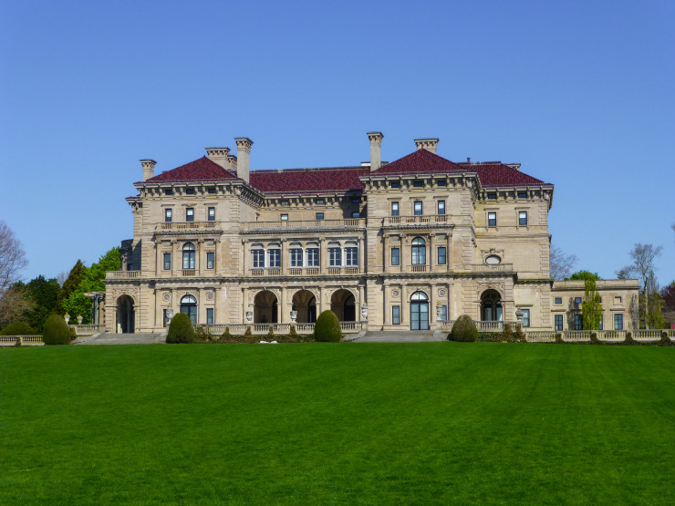 The Breakers Newport Mansion