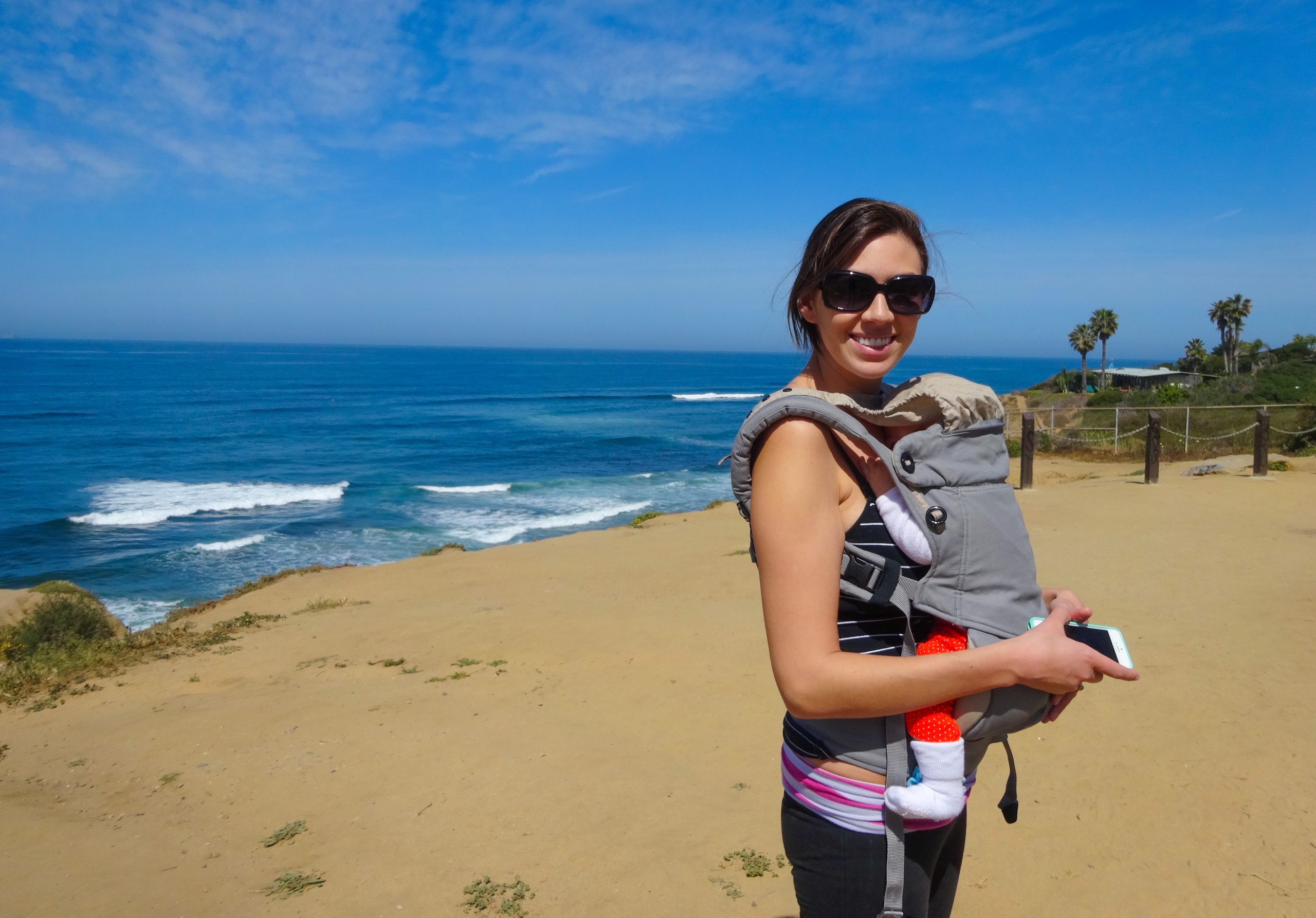 I love my Ergo 360 -- the baby can be worn on front facing in or out, or carried on your back.